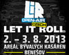 LET IT ROLL OPEN AIR CZ 2013