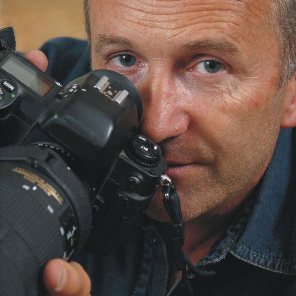 Jiří Kolbaba - Fotograf na cestách, splněný sen