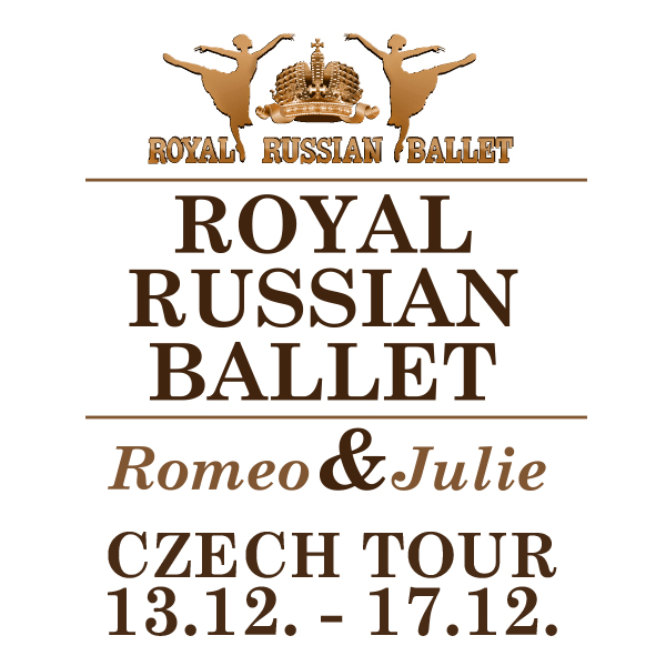 ROYAL RUSSIAN BALLET, Romeo a Julie