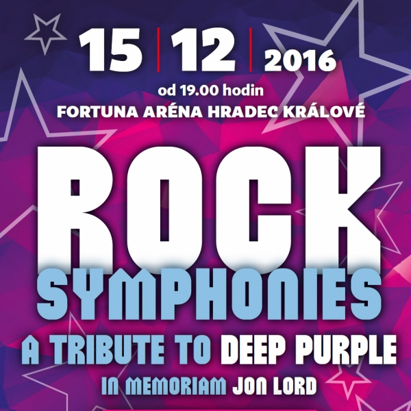 ROCK SYMPHONIES - A TRIBUTE TO DEEP PURPLE