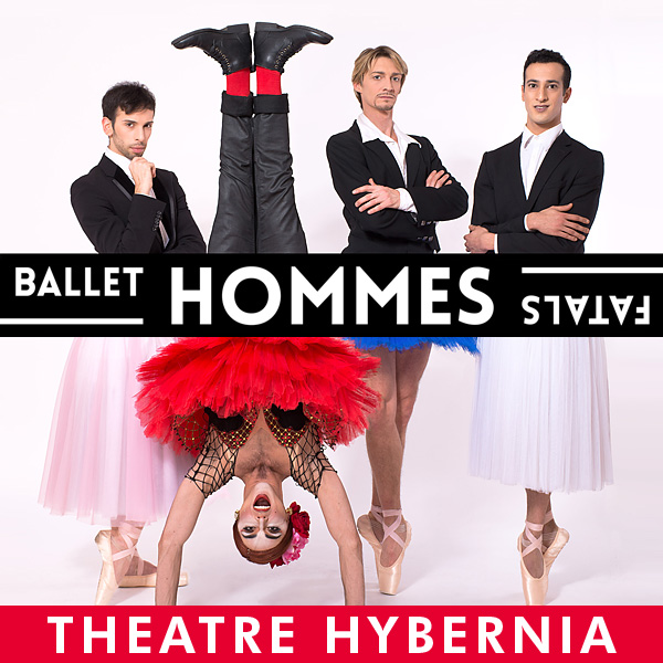 BALLET HOMMES FATALS