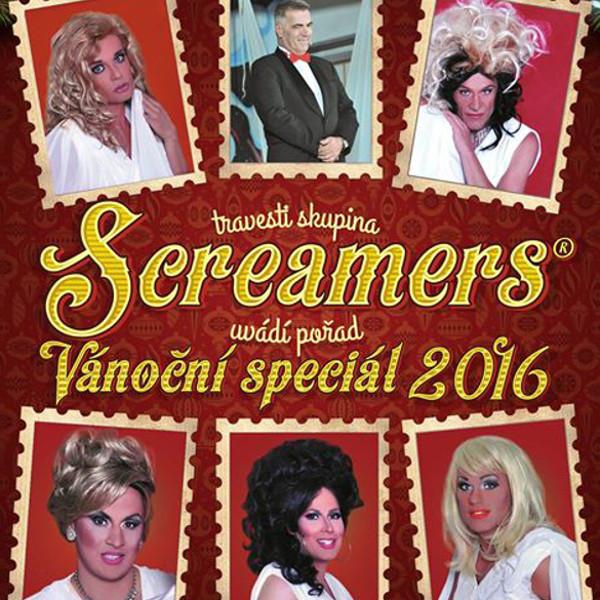 SCREAMERS & TECHTLE MECHTLE - Vánoční speciál
