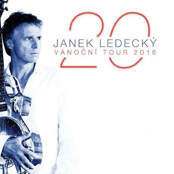Janek Ledecký 20 / Vánoční Tour 2016
