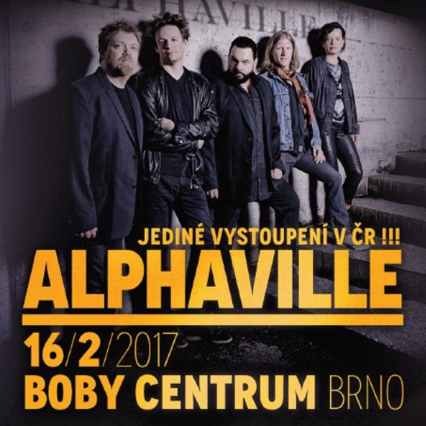 ALPHAVILLE Tour 2016-2017