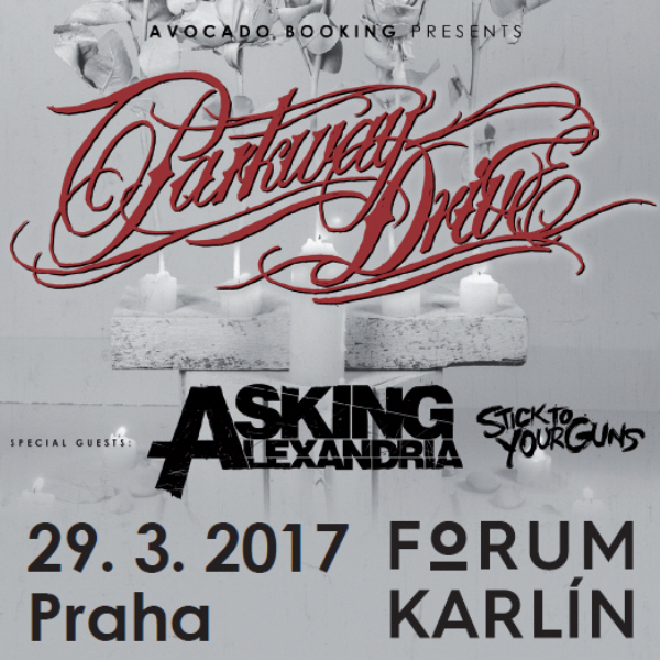 PARKWAY DRIVE - Unbreakable Tour Europe 2017
