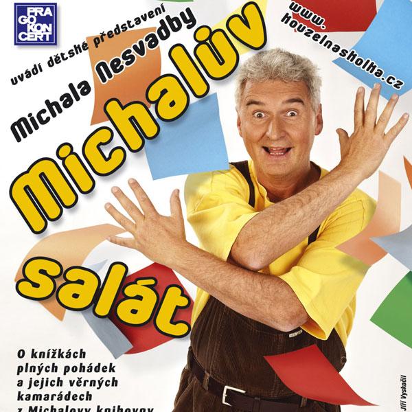 Michalův vánoční salát - Michal Nesvadba