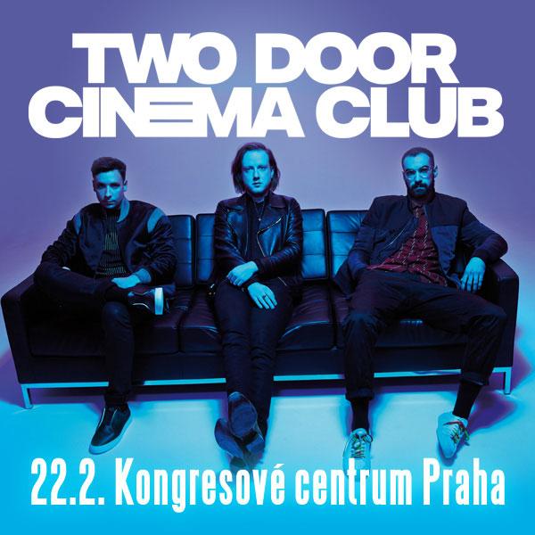 TWO DOOR CINEMA CLUB / UK
