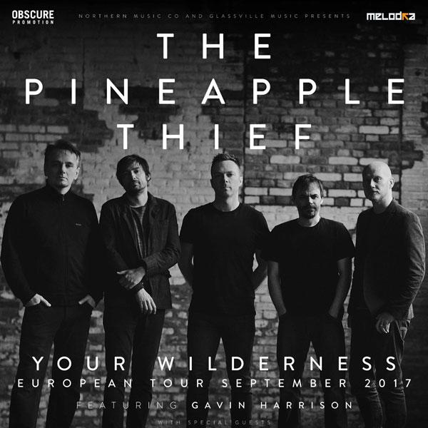 THE PINEAPPLE THIEF (UK)