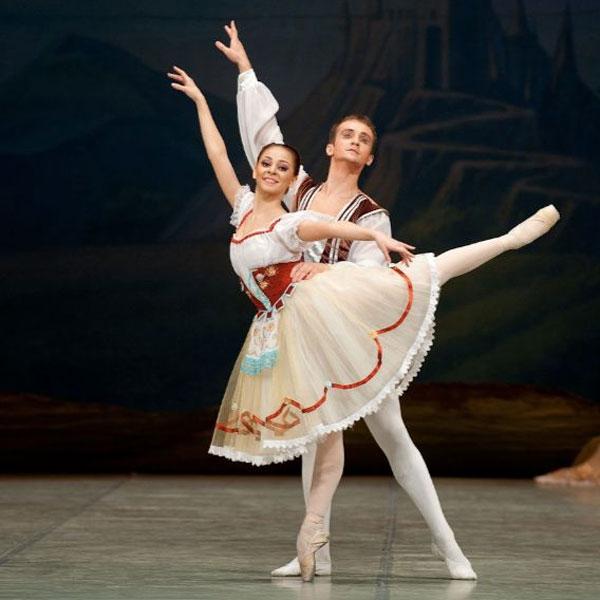 Louskáček - St. Petersburg Ballet