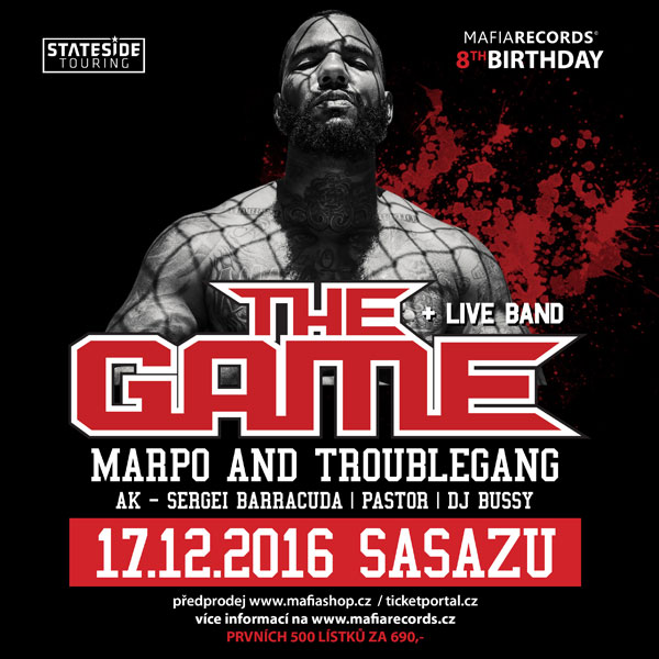 THE GAME live @ Prague