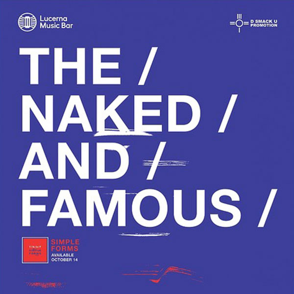 THE NAKED AND FAMOUS / NZ