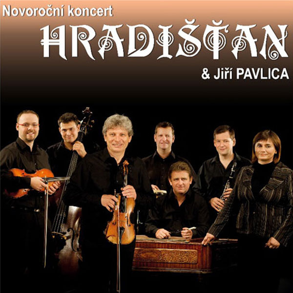 HRADIŠŤAN & Jiří Pavlica - Novoroční koncert