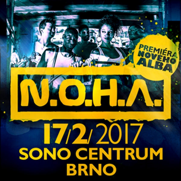 N.O.H.A. / support VERA MUSE & SAYKO