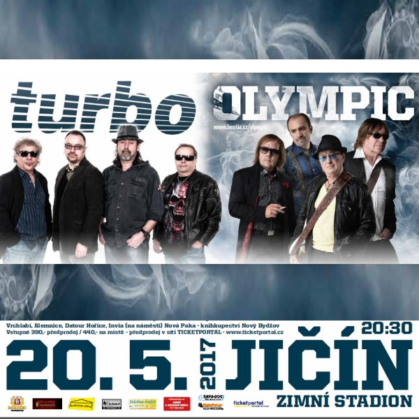 KONCERT LEGEND - TURBO & OLYMPIC