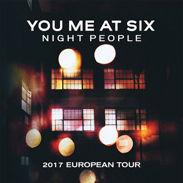 YOU ME AT SIX (UK)