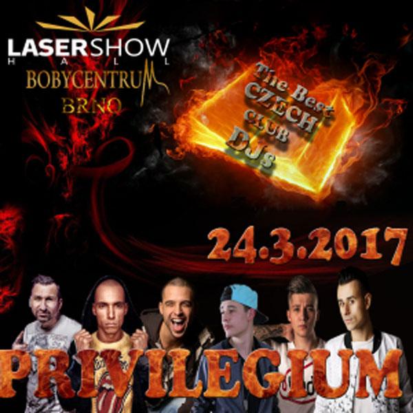 PRIVILLEGIUM - THE BEST CZECH CLUB DJs