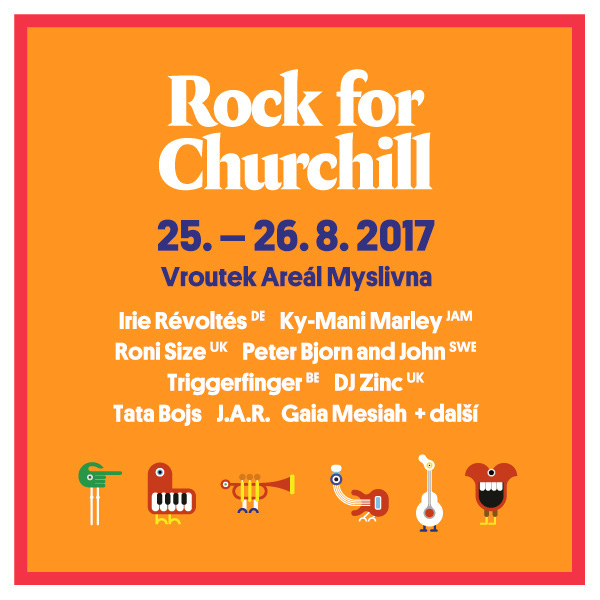 ROCK FOR CHURCHILL 2017