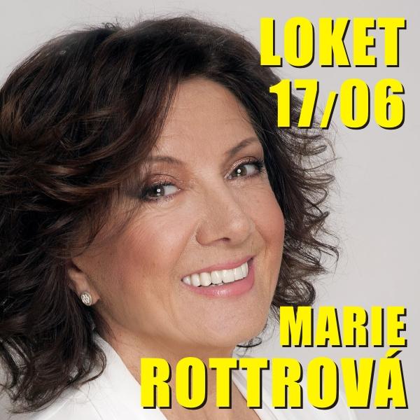 MARIE ROTTROVÁ POD HRADEM LOKET