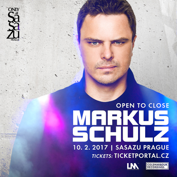 Markus Schulz Open to Close