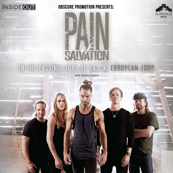 PAIN OF SALVATION (Swe)