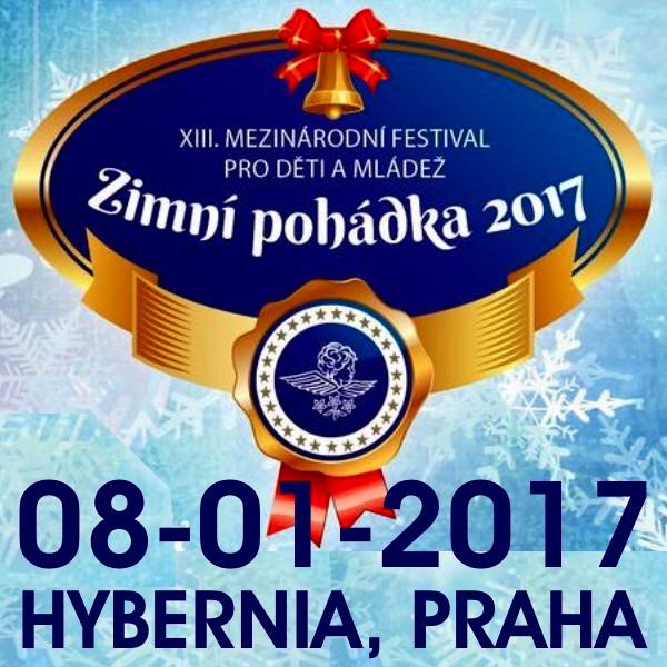 XIII. Mezinárodní festival ZIMNÍ POHÁDKA 2017