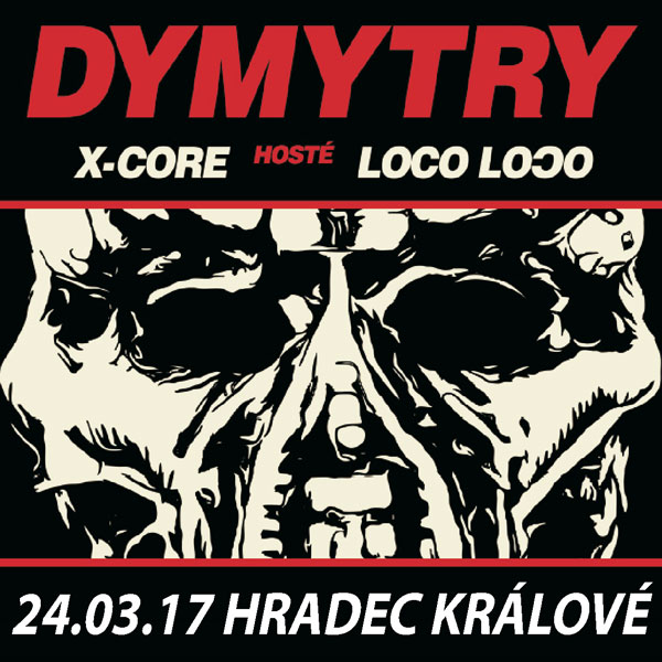DYMYTRY: Krby kamna Turyna Tour 2017