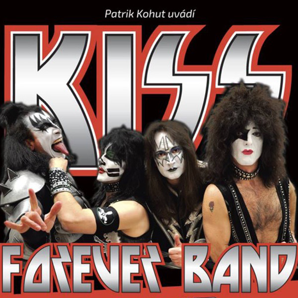 KISS FOREVER BAND (Maďarsko)