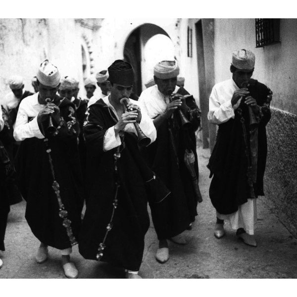 Master Musicians of Jajouka led by Bachir Attar