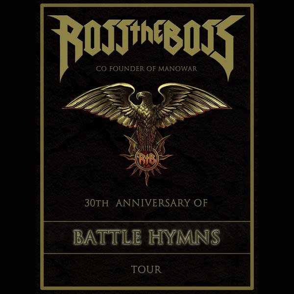 ROSS THE BOSS (USA)
