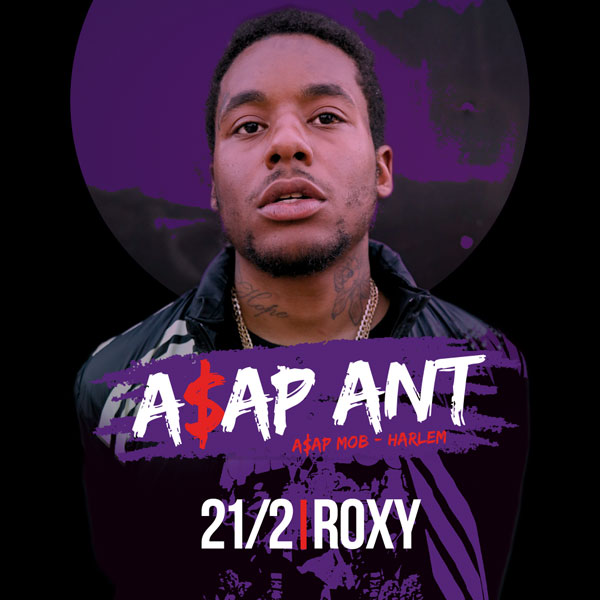 A$AP ANT (A$AP Mob) / US