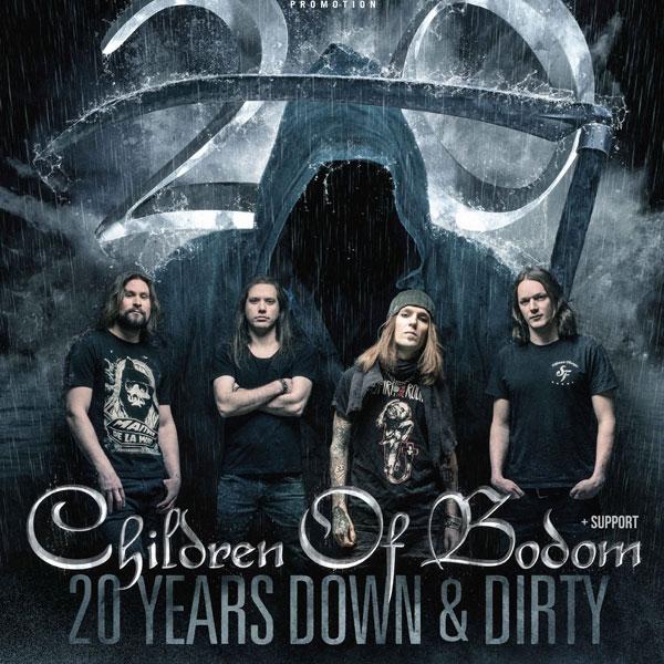 CHILDREN OF BODOM (FIN)
