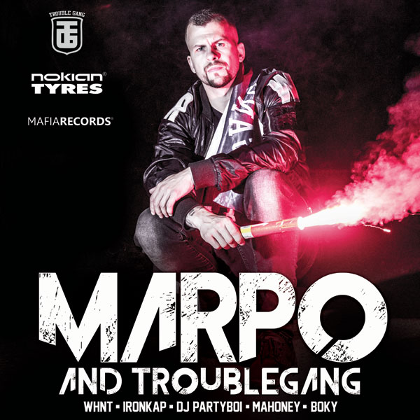 MARPO & TROUBLEGANG - LONE SURVIVOR TOUR 2017