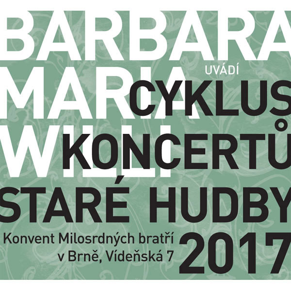 Markéta Cukrová a Barbara Maria Willi
