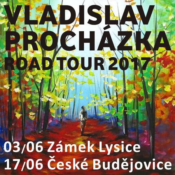 Vladislav Procházka Road Tour 2017