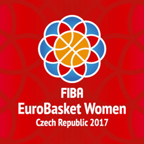 FIBA EuroBasket Women 2017 / UKR : CZE, HUN : ESP