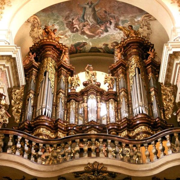 Romantické varhany