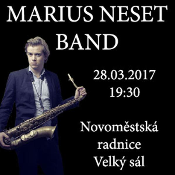 MARIUS NESET BAND (Norsko)