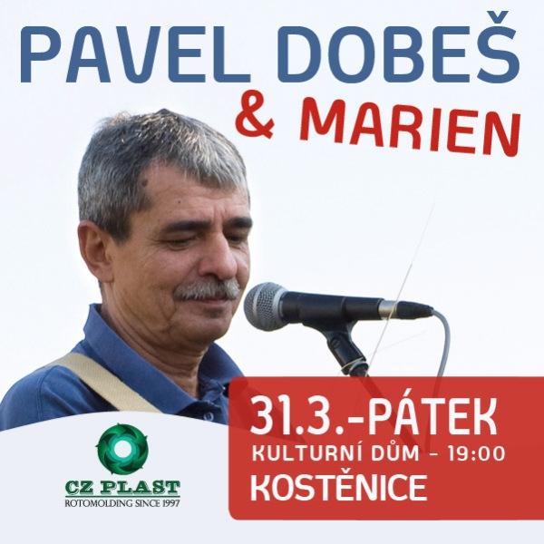 PAVEL DOBEŠ & MARIEN