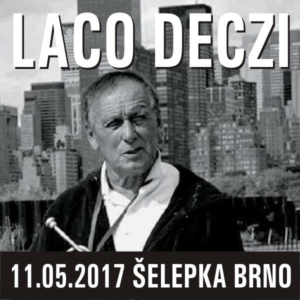 LACO DECZI & CELULA NEW YORK, Šelepka