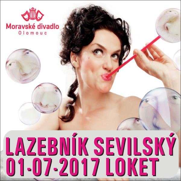 LAZEBNÍK SEVILSKÝ / Moravské divadlo Olomouc
