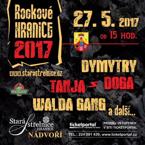 ROCKOVÉ HRANICE 2017