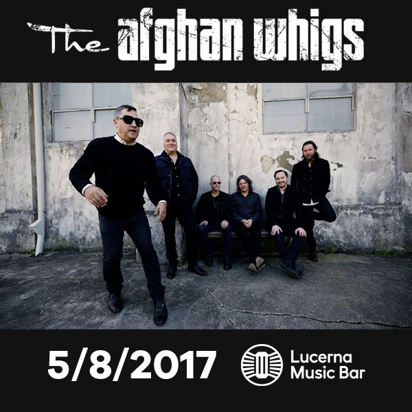 THE AFGHAN WHIGS / US