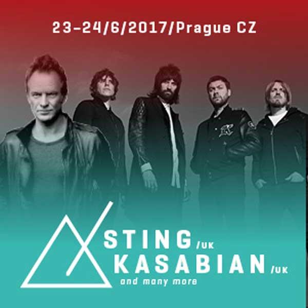 PRAGUE METRONOME FESTIVAL KEMP / CAMP