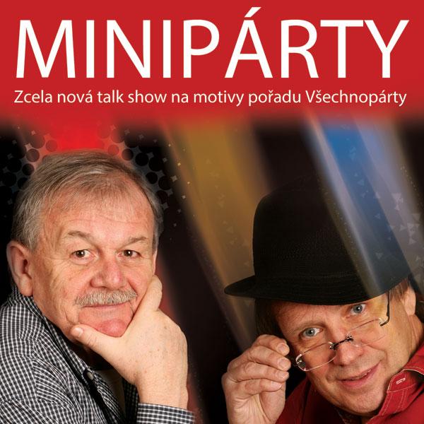 MINIPÁRTY / KAREL ŠÍP, J.A. NÁHLOVSKÝ