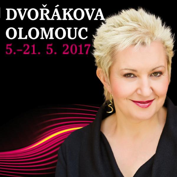 EVA URBANOVÁ, Dvořákova Olomouc