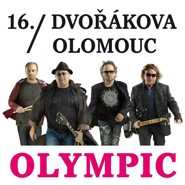 OLYMPIC PLUGGED, Dvořákova Olomouc