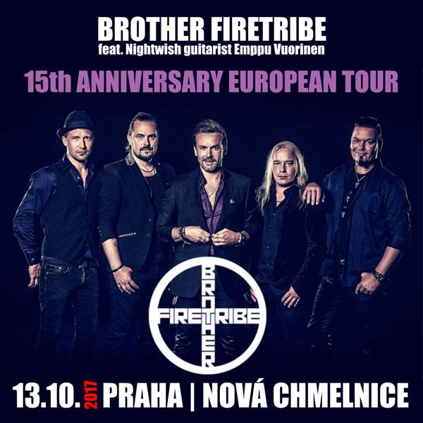 BROTHER FIRETRIBE (FI)
