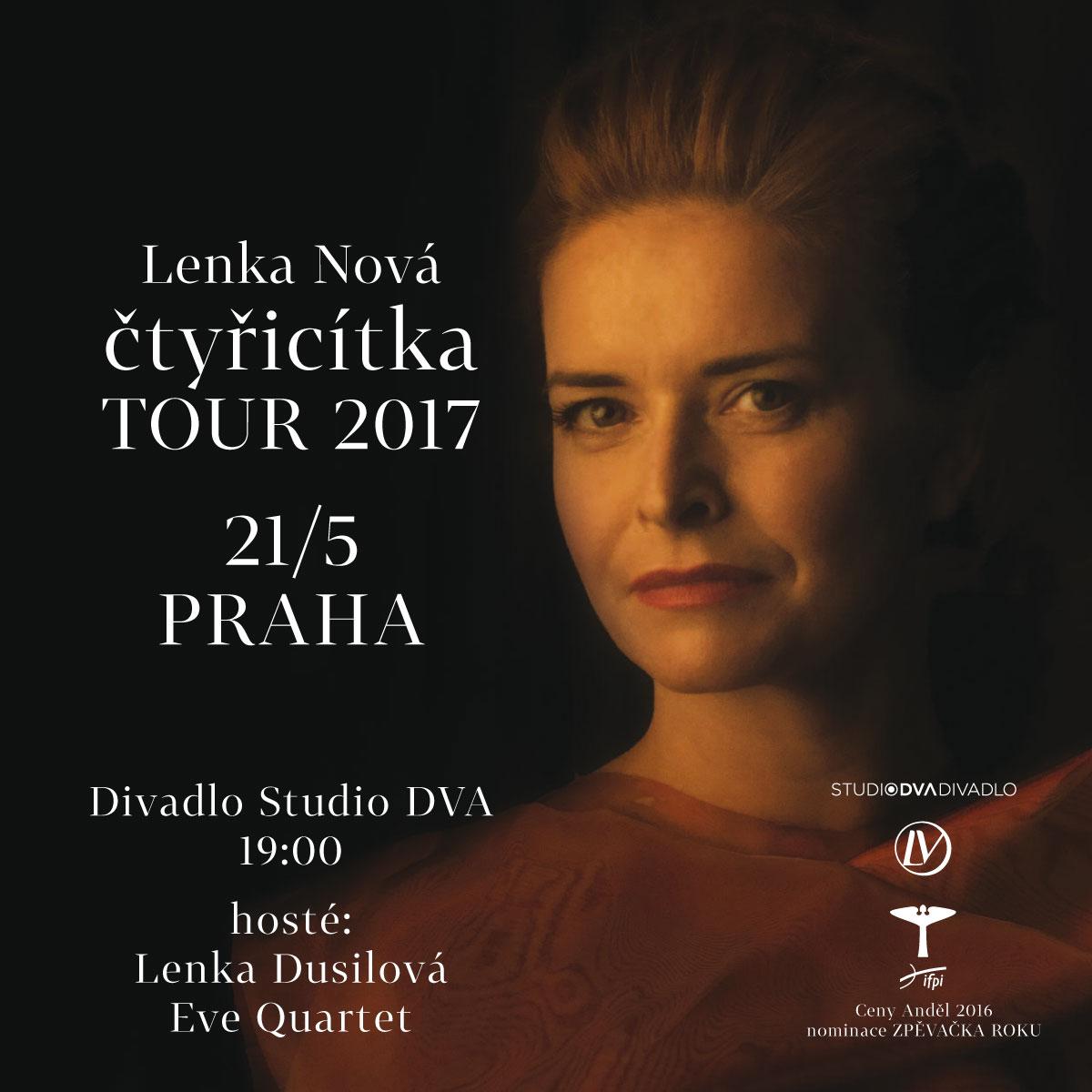 Lenka Nová - Čtyřicítka