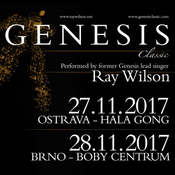 GENESIS CLASSIC PERFORMED BY RAY WILSON