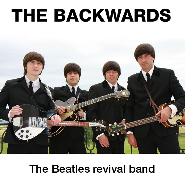 THE BACKWARDS + Queen revival PRINCESS